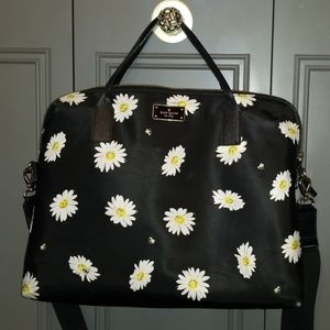 Kate Spade Daisy Classic Nylon Daveney Laptop Bag